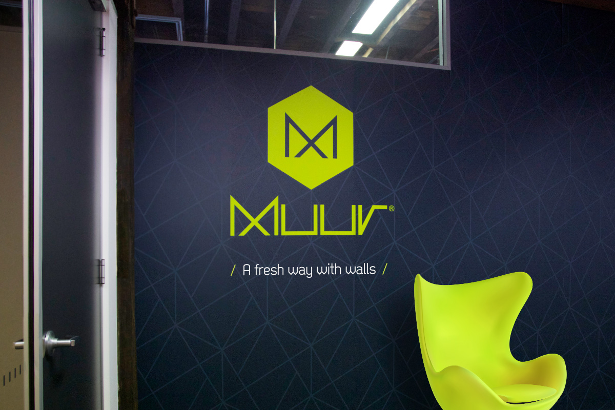 Graphic Design Muur : Muur graphics brand and marketing campaign